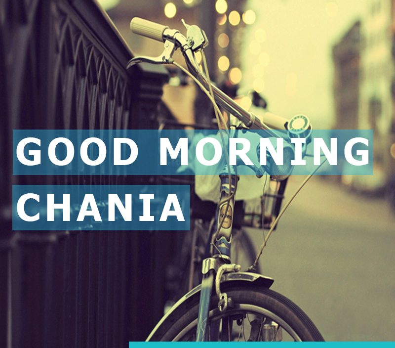 Chania Bike Tours, Good Morning Chania