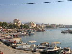 Chania Bike Tours-Nea Chora Beach