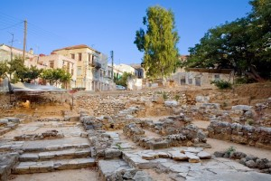 Chania Bike Tours-Minoan Settlement of Kastelli