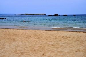 Chania Bike Tours-Nea Chora Beach